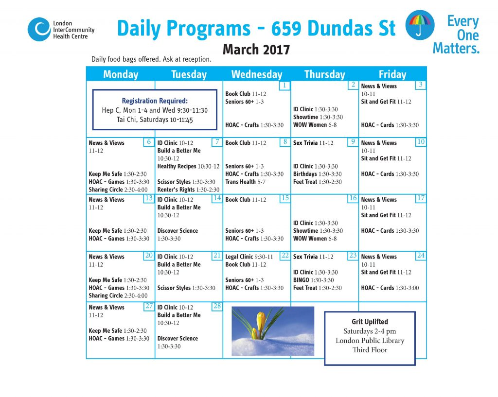 2017-03 Health Centre Daily programs calendar_Page_1