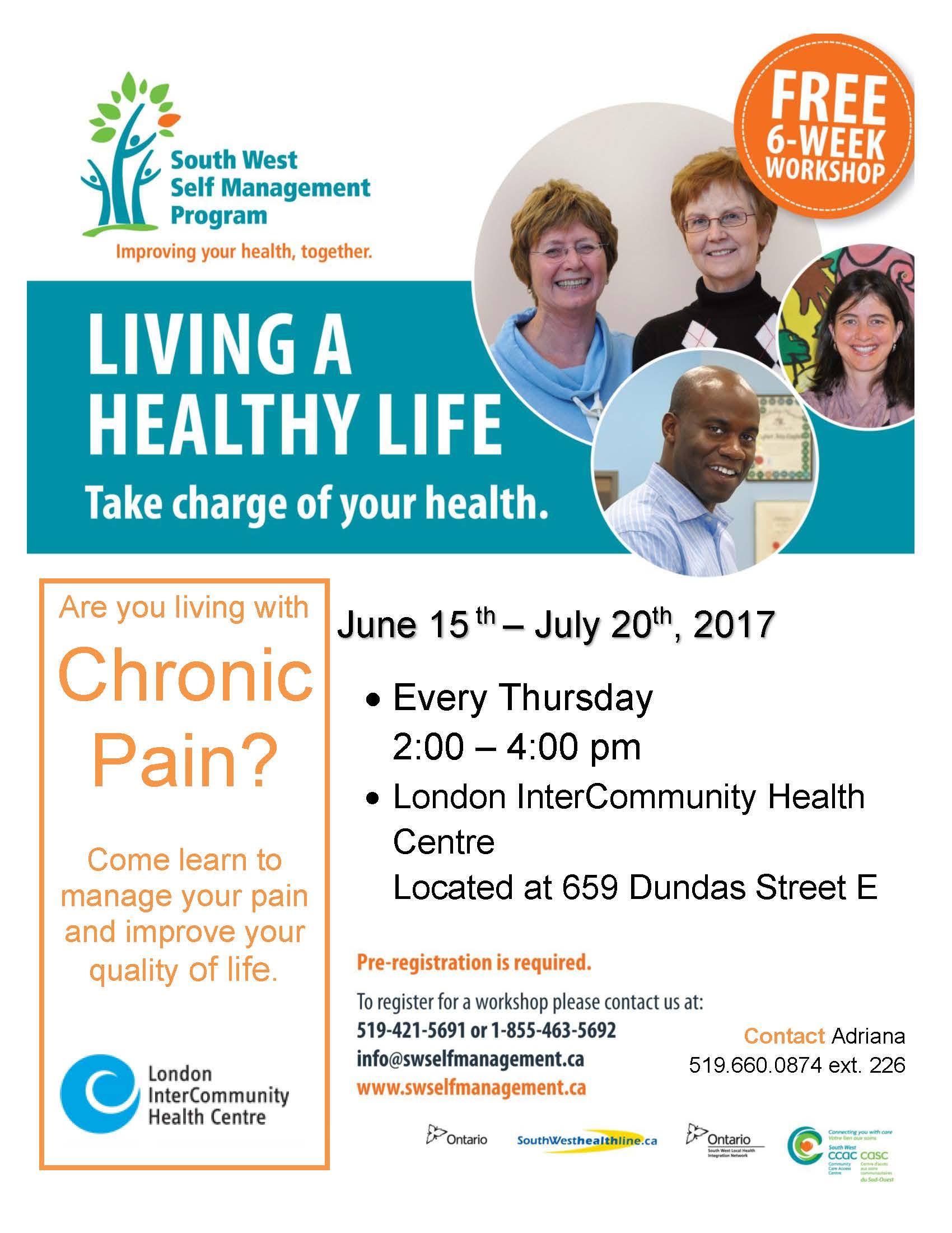 2017 Chronic Pain SMG